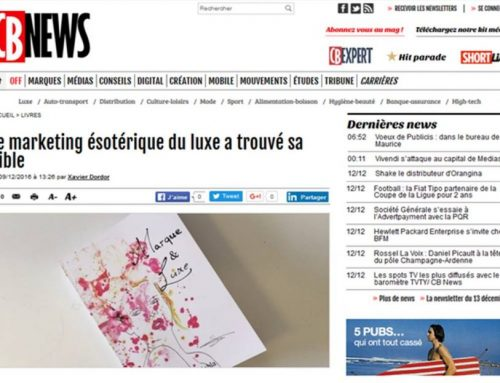 """The """"esoteric"""" bible of Luxury Marketing – CB News newsletter"""