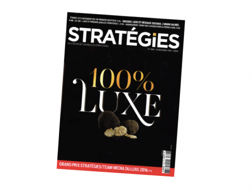 """Brand & Luxury"" cited in 100% Luxury Strategies magazine"