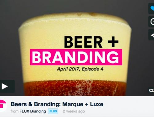 """Lorsque Flux Branding présente le livre """"Marque & Luxe"""""""