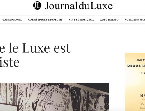 """De """"Marque & Luxe"""" au Journal du Luxe !"""